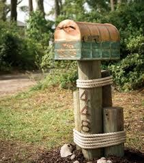 themed mailbox nautical mailbox nautical mailbox at diy network s coastal