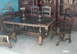 Old World Kitchen Tables by Old World Tuscan Dining Tables Spanish Dining Tables U2013 R