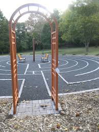 discovering a labyrinth in my own backyard by guest blogger anne