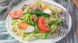 cuisine nicoise salad nicoise recipe genius kitchen