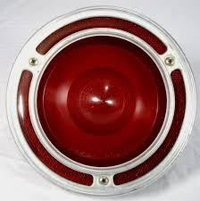 tail light lens assembly original 1960 61 ford falcon frst 60a car tail light lens assembly