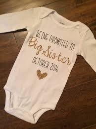 first thanksgiving onesie big sister announcement onesie pregnancy announcement onesie
