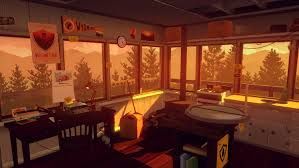 House Design Games Unblocked Campo Santo Firewatch