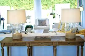 How To Decorate Sofa Table Sofa Table Decoration Ideas Aecagra Org