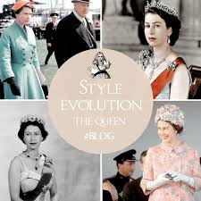 style evolution the fashion of queen elizabeth ii alice u0027s pig blog