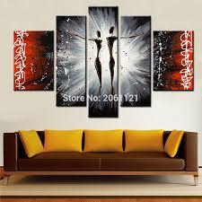 Deco Chambre Couple by Online Get Cheap Noir Couple Art Aliexpress Com Alibaba Group