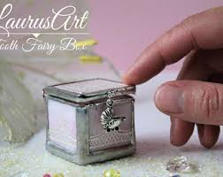 baptism jewelry box fairy jewelry box etsy