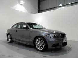 bmw 120d m sport coupe u0027 finished in space grey with black