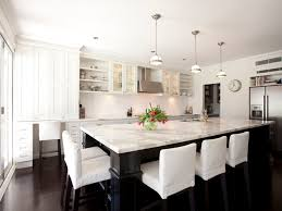 counter stools for kitchen island slipcovered counter stools transitional kitchen porchlight
