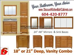 12 Inch Deep Vanity Refreshing 18 Deep Bathroom Vanity On Bathroom With Bathroom