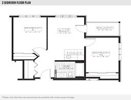 Unit Floor Plans by 2 Bedroom Unit Floor Plans The Lai Thai Floor Plans Two Bedroom