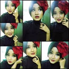tutorial jilbab ala ivan gunawan 25 galery tutorial hijab ala dewi sandra terlengkap tutorial hijab