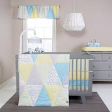 Grey And Yellow Crib Bedding Buy 3 Crib Bedding Set In Yellow From Bed Bath Beyond