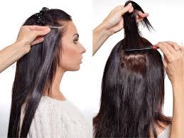 Pics Of Hair Extensions by 7 Piece Set Of Hair Extensions Full Head Set U2013 Style Pulse
