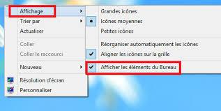 bureau ne s affiche pas forum windows 7 et windows 8