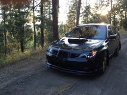 modded subaru impreza 2007 subaru impreza wrx for sale spokane washington