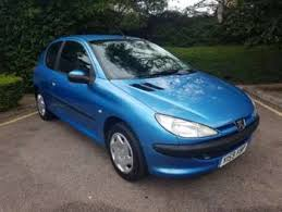 peugeot used dealers used peugeot 206 2001 for sale motors co uk