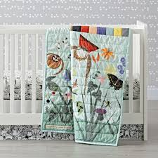 Outdoor Themed Bedding Crib Bedding The Land Of Nod
