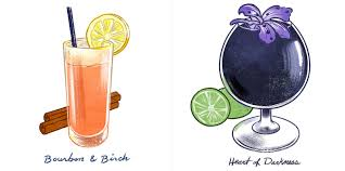 holiday cocktails nyc u0027s best holiday cocktails illustrated cool hunting
