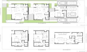 house plans small lot modern house plans small townhouse plan floor donald gardner and