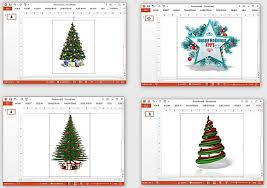best animated christmas tree graphics for powerpoint presentations