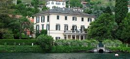George Clooney Home In Italy Celebrity Villas Lake Como Villas