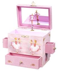 girl jewelry box personalized girl jewelry box personalized musical fairy flower