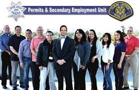 Secondary Unit Secondary Employment Unit