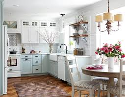 top cabinets different color than bottom 5 tips for choosing colors for two tone kitchen cabinets