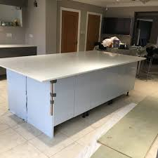 kitchen island worktops white carrara quartz worktops u0026 island u2013 mr tony u2013 hounslow