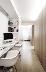 interior design idea 13 examples of desks in hallways contemporist