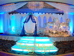 cinderella theme for quinceanera cinderella quince stage welcome to designers