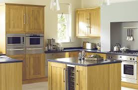 cooke and lewis kitchen cabinets cooke lewis chesterton solid oak diy at b q kitchens