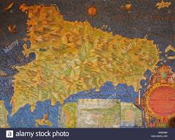 Maps Of Italy Detailed Map by Detail Of Antique Map Of Sicily Gallery Of Maps Vatican Museums