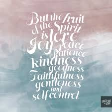 quote generosity kindness the fruit of the spirit is love joy peace patience kindness