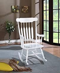 amazon com babydoll bedding eyelet rocking chair cushion set