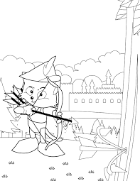 robin hood coloring pages awesome batman and robin hood coloring