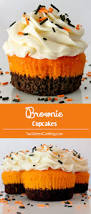 Halloween Cupcakes Cakes by Brownie Cupcakes Two Sisters Crafting