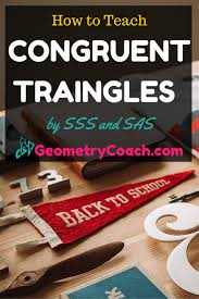 great resources for teaching side angle side and side side side