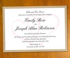 marriage invitation quotes designs wedding invitation wording from and groom as well