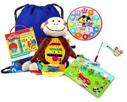 Gift Baskets For Kids Fun And Games Get Well Gift Basket For Children Personalized