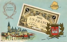 chambre de commerce perigueux un franc de la chambre de commerce de perigueux cartes postales