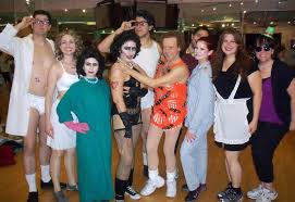 Rocky Horror Halloween Costume Happy Halloween Game Plan