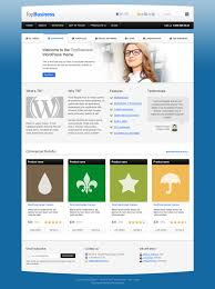 free business psd template web page tuts