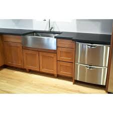 Stainless Steel Apron Front Kitchen Sinks Alluring Apron Front Kitchen Sink At 36 Inch Stainless Steel