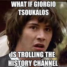Giorgio Tsoukalos Memes - giorgio meme 28 images giorgio a tsoukalos meme tsoukalos