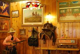 0 miles to wall drug a half day at the world s largest drugstore differentiating wall drug from the town of wall itself feels impossible in 2013 the census reported 876 permanent residents living in the town