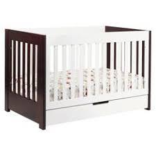 Babyletto Grayson Mini Crib White Oeuf Robin Crib White Espresso Cribs Pinterest