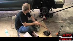 1993 toyota pickup truck 2 4l starter motor youtube