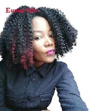 ombre crochet braids 3 pieces set ombre crochet braids hair extensions synthetic